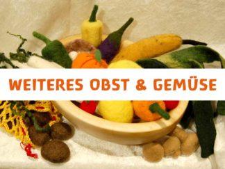 Weiteres Obst & Gemüse
